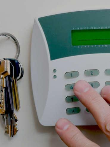 встановлення охоронної сигналізації