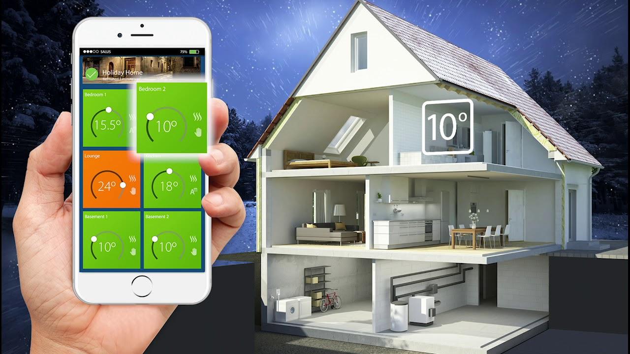 регуляція температури в будинку