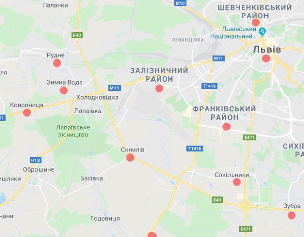охорона приватних будинків у львівській області