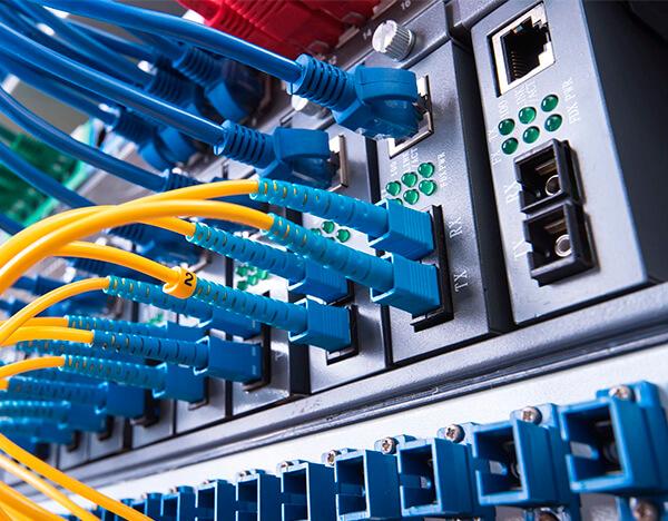 монтаж структурованої кабельної мережі у Львові
