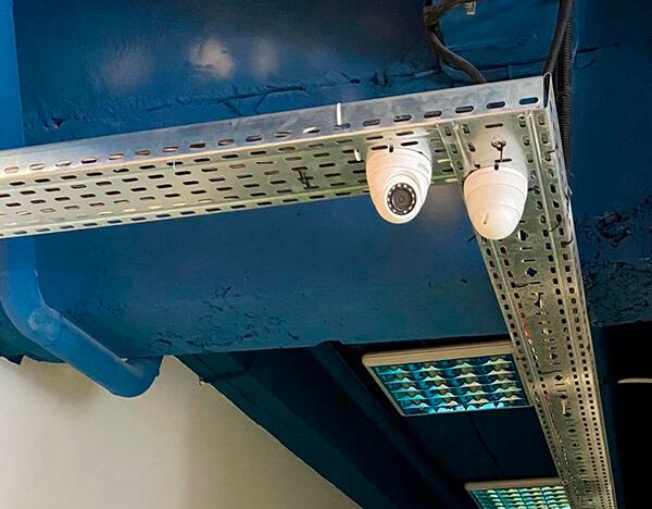 підключення внутрішніх камер дахуа